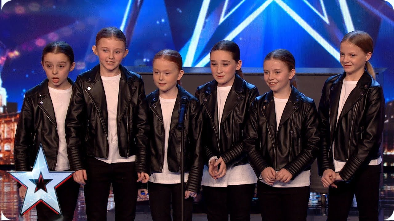 FIRST LOOK: Cute kids dance to pop legends! | BGT 2019