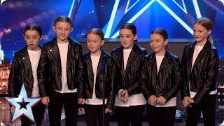 FIRST LOOK: Cute kids dance to pop legends!   BGT 2019
