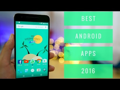 10 ANDROID APPS YOU MUST TRY