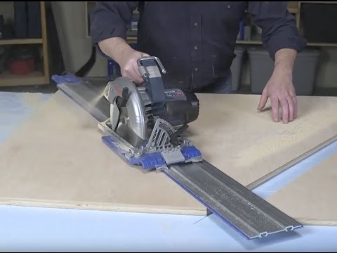 Cws store power tool guide system.