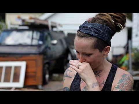 NJ Disaster: Emotional Cleanup For Residence of Flood Damaged Homes Begins In Manville