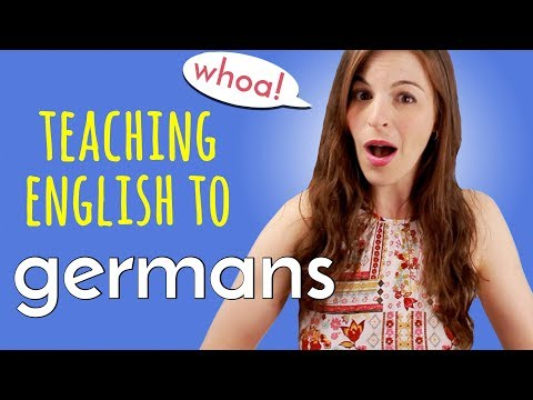 4 Things I Learned Teaching Germans English