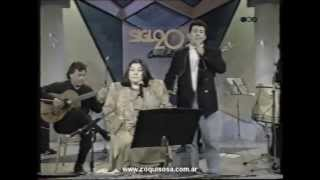 "Mercedes Sosa y Coqui Sosa cantan ""La tempranera"" - Homenaje a Carlos Guastavino"