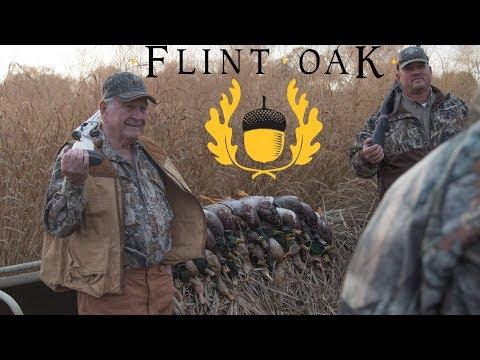 Flint Oak Duck Hunting 2017