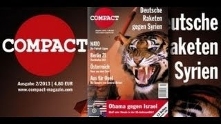 COMPACT 2/2013- Deutsche Raketen gegen Syrien