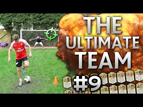 FIFA 16 - BACKHEEL PENALTIES VS SPENCER FC | The Ultimate Team #9