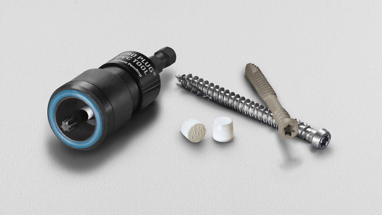 Pro Plug® System for PVC | Starborn Industries, Inc