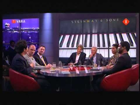 Lang Lang - Interview in English and play Prokofiev live on TV march 10 2014