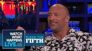 Baixar Will Dwayne Johnson Dish About Vin Diesel During Plead The Fifth? | Plead The Fifth | WWHL