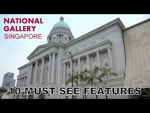 National Gallery Singapore: 10 Must-See Features | IN FOCUS | Channel NewsAsia Connect