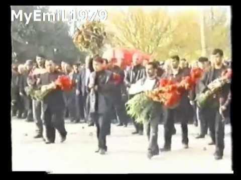 Похороны Вора в законе Hikmet Sabirabadli.