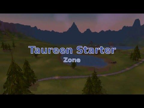 taureen  starter zone ambiance music |