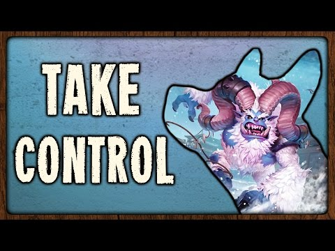 [Hearthstone] Take Control