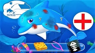 Video Ocean Doctor | Rescue The Ocean Creatures | Doctor Games For Kids download MP3, 3GP, MP4, WEBM, AVI, FLV Agustus 2018