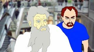 Louis CK - Gott ist Wie eine Scheiß Freundin (Animiert)
