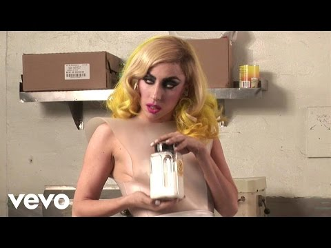 Lady Gaga  Telephone Behind the Scenes ft Beyoncé