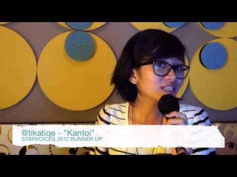 "[EXCLUSIVE] Tika Prasastya @tikatiqe - ""Kantoi"" (LIVE)"