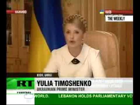 Timoshenko announces to run for president next year - 07 Jun 09
