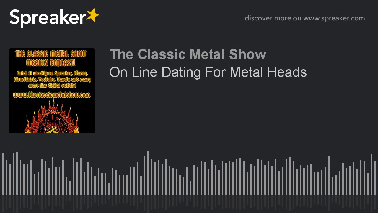 dating site for metalheads