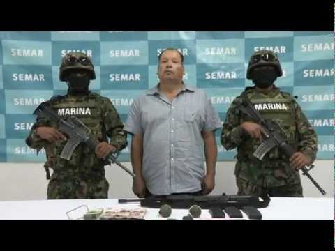 RAW VIDEO: Brother Of Gulf Cartel Supreme Leader Arrested