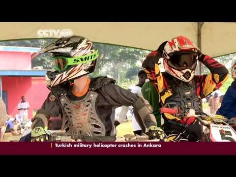 Uganda motocross
