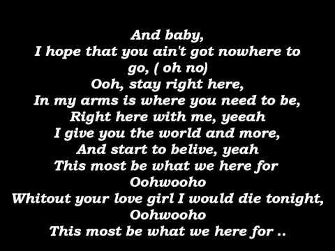lloyd - You 2 [lyrics on screen] HQ!