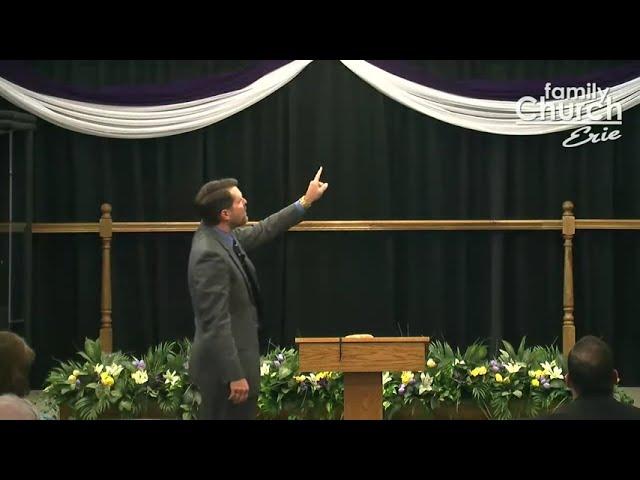 Living in the End Days   Pastor Tim Stahlman // Family Church Erie