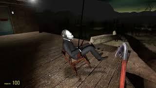 a rocking chair in gmod