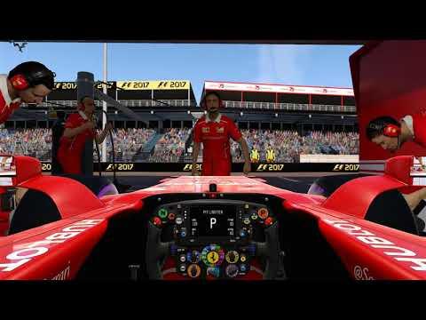 F1 2017 Season GP von Monaco
