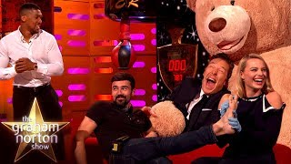 The Craziest Moments On The Graham Norton Show Part One