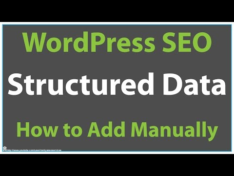 How to Add Structured Data to WordPress