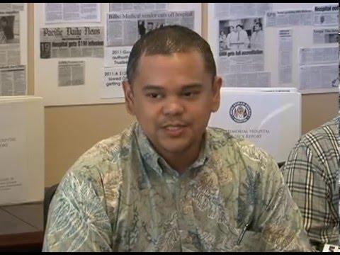 Prescription made for future of Guam healthcare