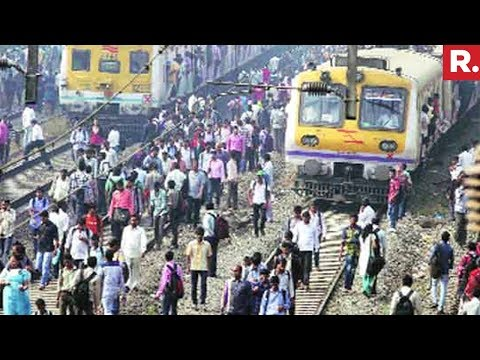 Rail Roko Protest By Student In Mumbai Called Off