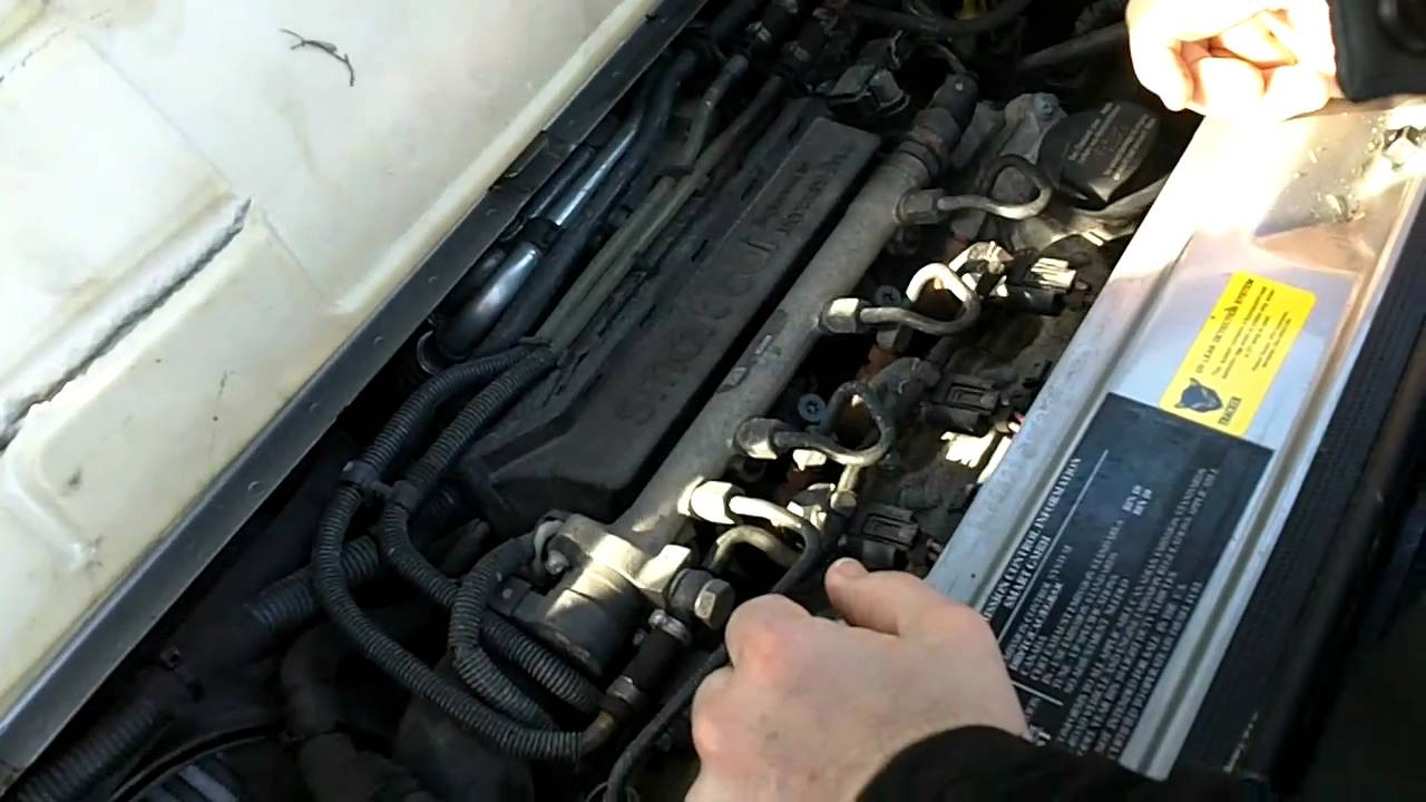 Watch on diesel engine glow plug diagram
