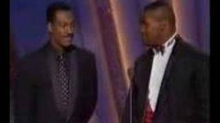 Eddie Murphy & Mike Tyson