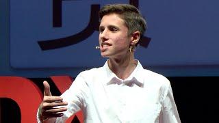 Historias escondidas tras los caracteres del chino | Carlos Gonzalez | TEDxYouth@Valladolid