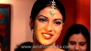 Priyanka Chopra - Indian army daughter wins Miss World 2000