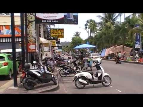 PATTAYA // THAILAND // BAYWALK HOTEL PATTAYA BEACH ROAD