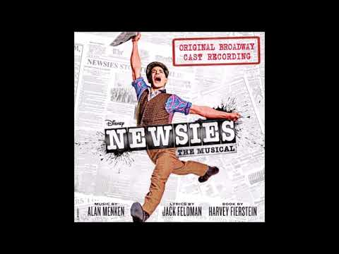 Let's Put On A Show! Newsies