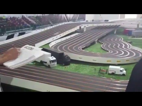 PISTA PROFESIONAL SCALEXTRIC, NINCO, FLY, SUPER SLOT, SLOT IT