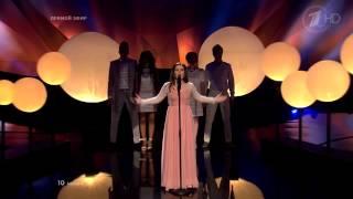 Евровидение - 2013 (Финал). Россия - Дина Гарипова. HD.