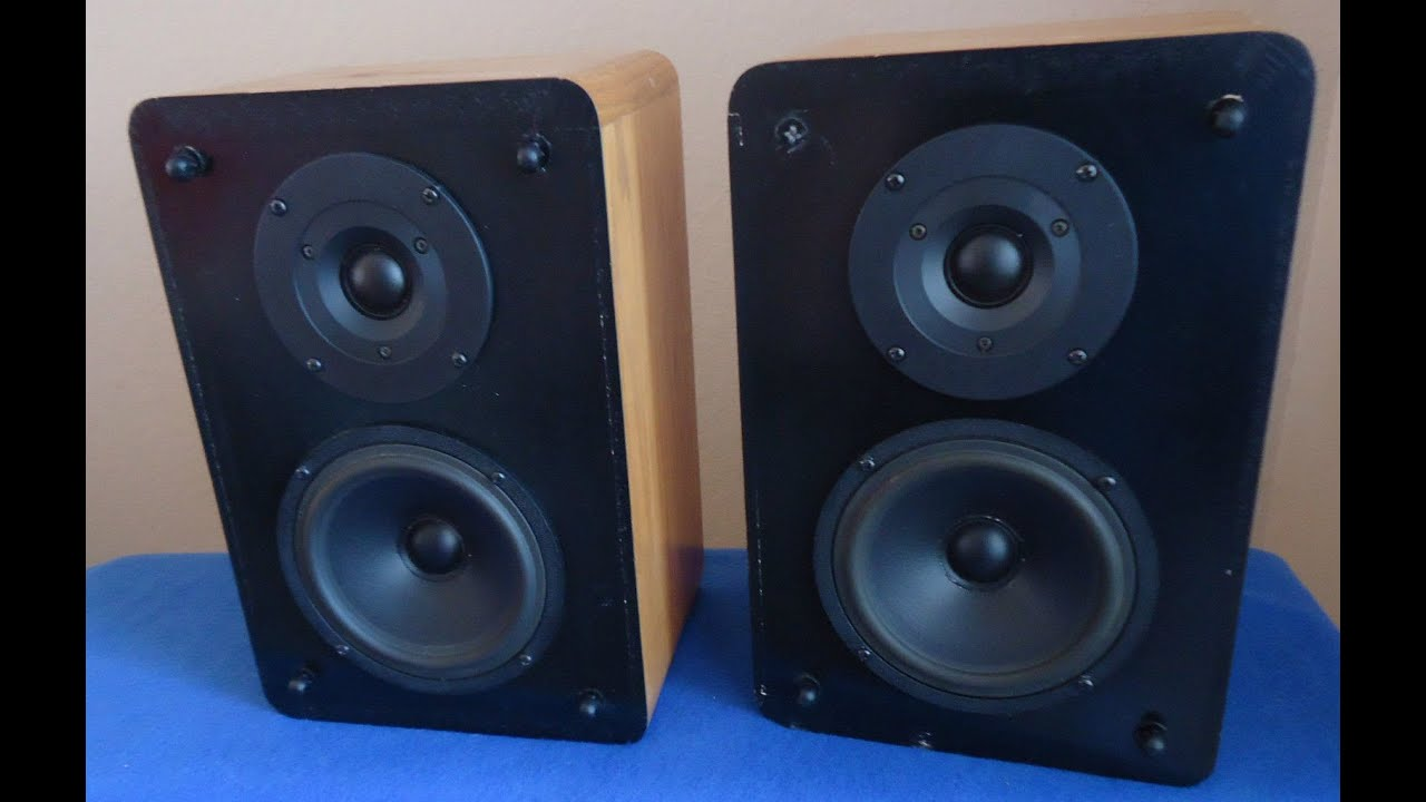 Vifa Tymphany Custom Bookshelf Speakers