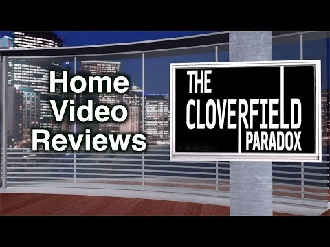 The Cloverfield Paradox Blu-ray Extended Edition | Home Video Reviews