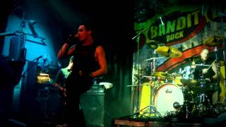 the Unguided | Green Eyed Demon (Live at Bandit boat XII in Stockholm, Sweden 2011)