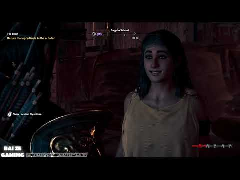 Assassins Creed Odyssey 97   The Elixir Quest Guide!