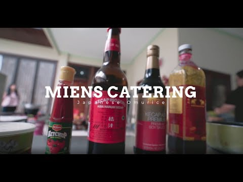 MIENS CATERING PONTIANAK!  - Japanese OMU RICE