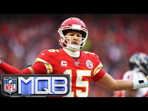 Mahomes Takes Down The Texans In An EXPLOSIVE Comeback + Lamar's Loss To The Titans   NFL Monday QB