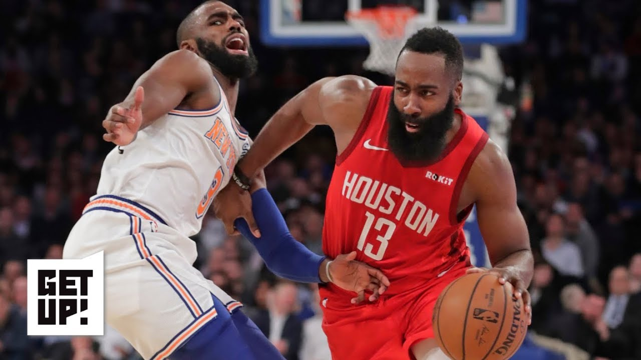 No defense has been created to stop James Harden – Richard Jefferson | Get Up!