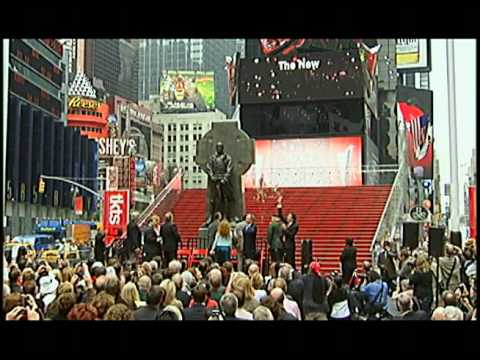 It's My Park: Father Duffy Square