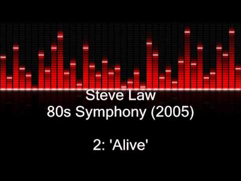 Steve Law 80s Symphony (2005) (Sibelius rendition)